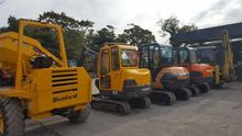 DIGGER/DUMPER REFURBISHMENT