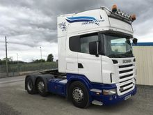 SCANIA R500 6x2 AUTOMATIC TRACT
