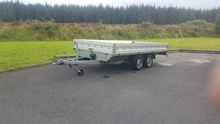 Bockmann 15 foot trailer