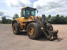 Volvo L120F Loading Shovel