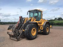 Volvo L110F Loading Shovel