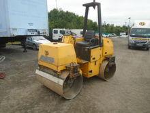 JCB 3638 Vibromax W265 3 Ton Ro