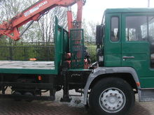 VOLVO 220 6X2 LOW KM 175000 IN