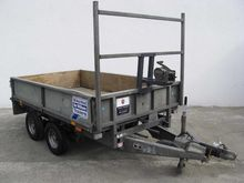 Used LT85 8' x 5' Ifor Williams
