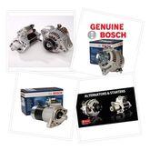 Starters & Alternators Cars/4x4