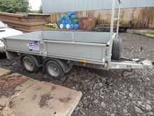 IFOR Williams Flat Trailer