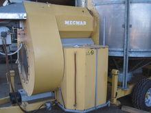 Mecmar 12 T grain drier