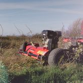 Rancher All-Rounder Pro ATV Fla