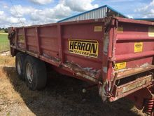 Herron Drop side trailer