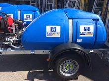 New WESTERN GLOBAL WATER BOWSER