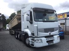 RENAULT  460DXI T/UNIT WITH 200