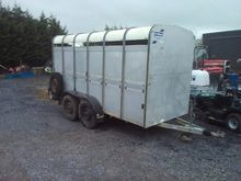 Ifor Williams 12 foot
