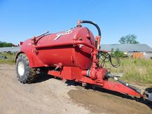 2000 gallon Redrock tanker FOR