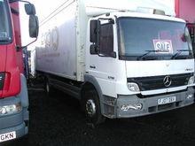 Mercedes Atego, 1218   12ton gr