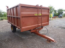 Marshall Grain Trailer