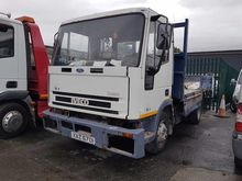 1997 IVECO/FORD CARGO TIPPER BR