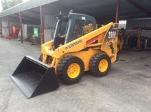 Mustang 2086 Skid Steer Loader