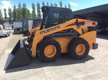 Mustang 3300V Skid Steer Loader