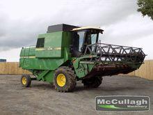 John Deere 1075 Combine Harvest