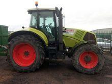 Claas 2008 Axion 810 Tractor