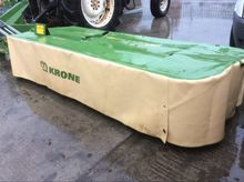 9ft Krone AMR disc mower
