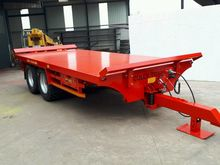 Scully bale trailers
