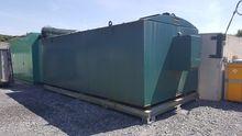 21,000 litre Steel Bunded Tank