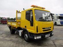 Iveco 75E-170 Iveco Cargo Tippe