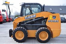 Case SV185 Skid Steer Loader