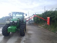 New Twose TP-600 Hedgecutter