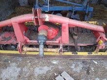 power harrow and plough