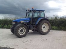 Newholland tm 140
