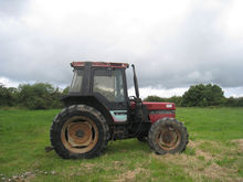 INTERNATIONAL 856 C/W LOADER /L