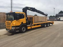 Scania P270 Factory Andover Bod