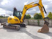 JCB 8080 Excavator    2005
