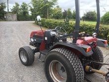 Tym 290 tractor