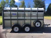 Ifor Williams 12' with decks