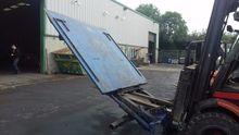 1.5 tonne Zepro hydraulic tail
