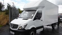 "2014 Merc 313 13ft 5"" luton box"