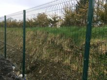 Wire Mesh Security Fencing