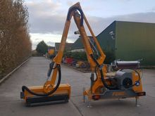 NEW FEMAC 5.3M HEDGE CUTTER