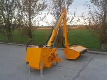 NEW FEMAC 5.1M HEDGE CUTTER
