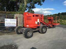 Genie Z45-22 diesel boomlift