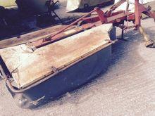Pz 165 rotary mower