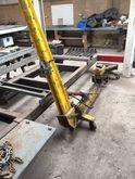Car Body Straightening Bench by