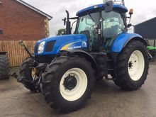 New Holland T6080 - Front Linka