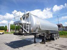 FELDBINDER flour transport tank