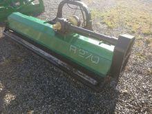 Spearhead R270 flail mower- mul