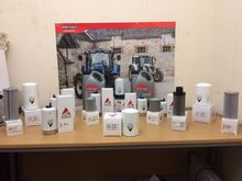 Filters and Lubricants for VALT