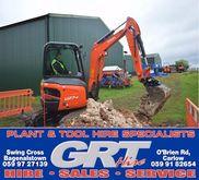 GRT Hire Ltd - Excavator/Track